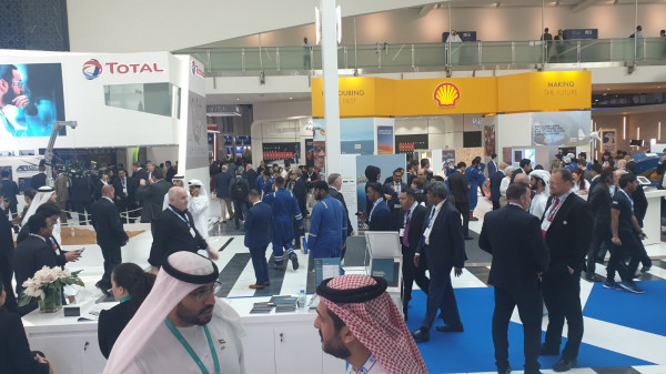 Maksim Zagornov held a series of strategic talks with the heads of the UAE oil and gas conglomerates at the ADIPEC-2019 exhibition