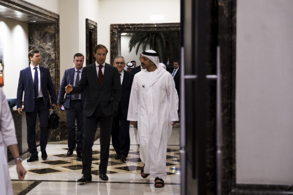 The «Business Russia» strategy on the UAE market entry was approved at the Russian-Emirates Inter-governmental commission in Abu Dhabi and was included into the final protocol