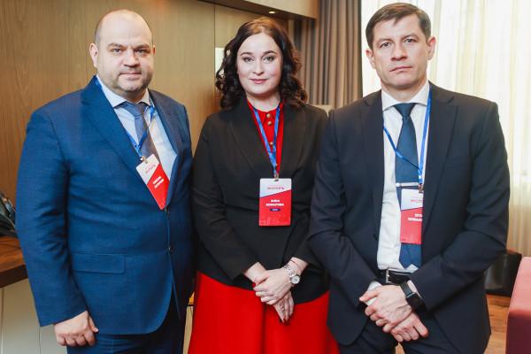 Максим Загорнов принял участие в конференции «Стираем границы для экспорта»