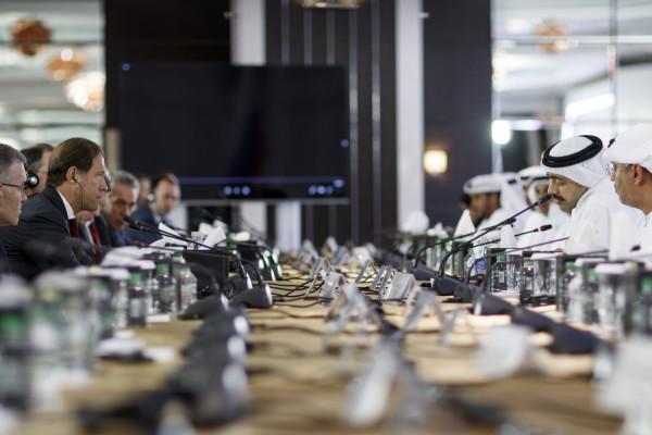 Максим Загорнов примет участие в заседании рабочей группы по промышленности, инвестициям и инновациям Российско-Эмиратской МПК в Шардже