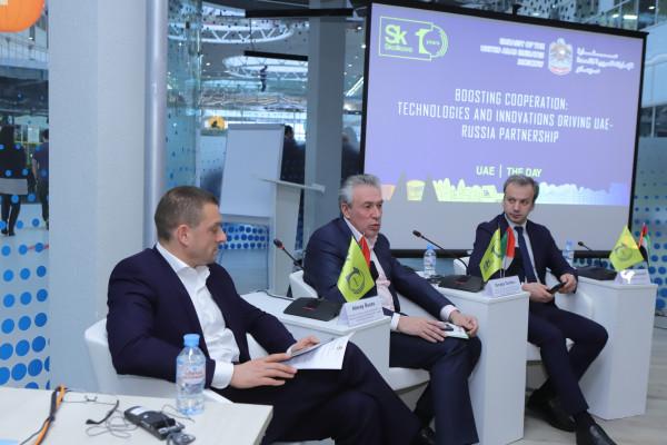 Максим Загорнов принял участие в культурно-деловом фестивале «День ОАЭ в Сколково»