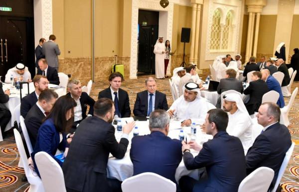 Итог работы «Деловой России» на бизнес-форуме в Шардже:  новые контакты и Меморандум о сотрудничестве с «Business Gate»
