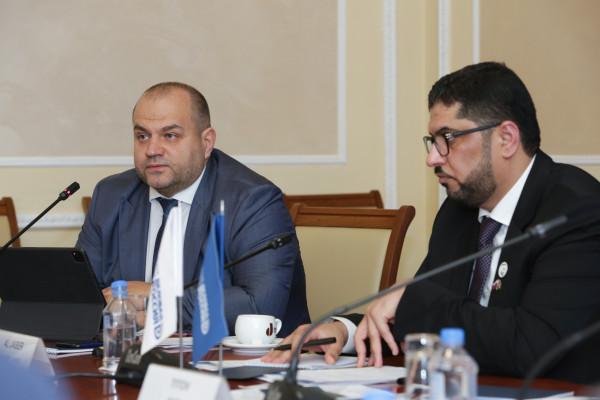 Бизнес-посол «Деловой России» в ОАЭ Максим Загорнов провел расширенную встречу с Послом ОАЭ в РФ Мухаммедом Ахмедом Аль-Джабером