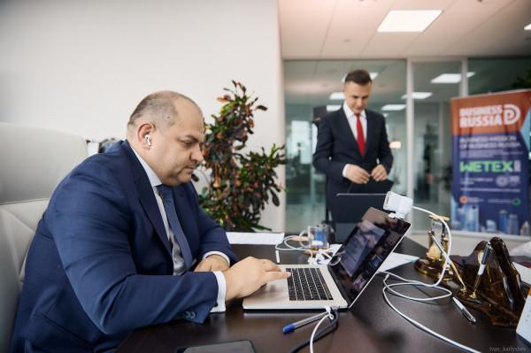 Вице-президент DEWA Абдул Саид Абдул Хамид рассказал о новаторских энергетических проектах и призвал российские компании к сотрудничеству