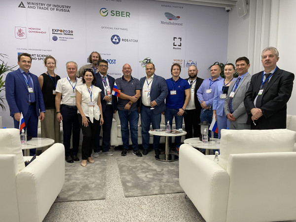 В рамках бизнес-миссии в ОАЭ делегация «Деловой России» посетила Всемирную выставку EXPO-2020