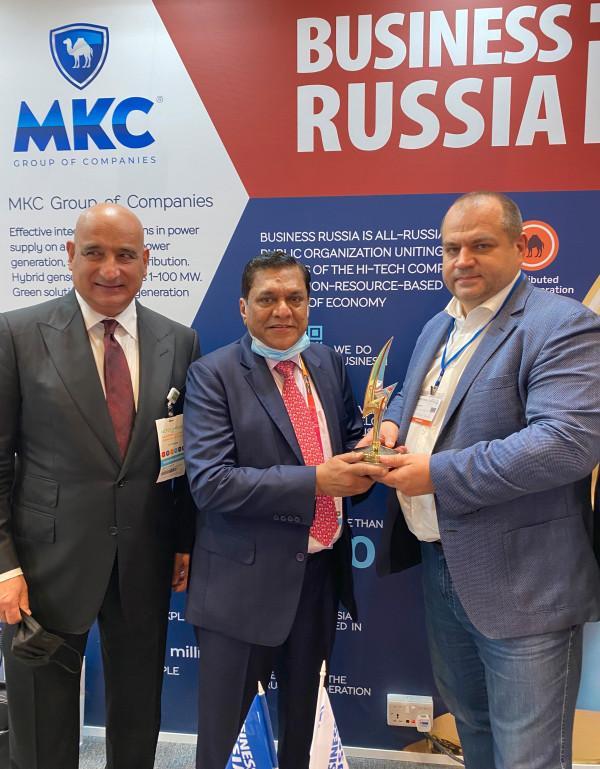 Максим Загорнов высоко оценил результаты бизнес-миссии «Деловой России» в ОАЭ